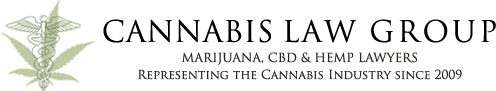 Logo of Cannabis Law Group